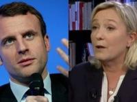 Bầu cử Tổng thống Pháp: Ông Macron thu hẹp khoảng cách với bà Le Pen