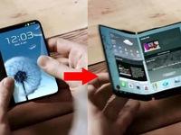 Điện thoại màn hình gập của Samsung: 'Đừng mơ' trước năm 2019