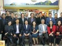 Hiệp hội Người Việt Nam tại Hungary tăng cường hoạt động