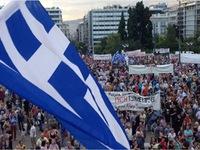 Hy Lạp: Biểu tình phản đối chính sách thắt lưng buộc bụng mới