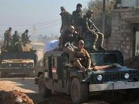 IS mất thêm một thị trấn ở phía Tây Mosul
