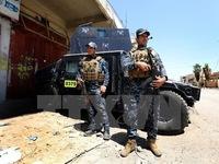 Quân đội Iraq giải phóng khu vực cửa ngõ phía Bắc Mosul
