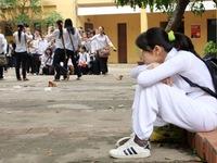 Học sinh nghiên cứu chống trầm cảm cho tuổi mới lớn