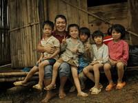 """""""Cha cõng con"""" được trình chiếu tại Liên hoan phim Quốc tế Boston"""