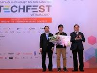 Cam kết đầu tư hơn 4,5 triệu USD tại Techfest 2017