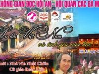 Giao lưu Áo dài Việt Nam và tình yêu văn học