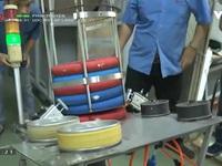 Niềm đam mê Robocon của các sinh viên trường Đại học Công nghiệp TP. HCM