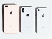 So sánh iPhone 8/8 Plus và iPhone X: Bì phấn với vôi?