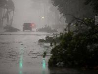 Bão Irma gây thiệt hại hàng trăm tỷ USD cho nước Mỹ