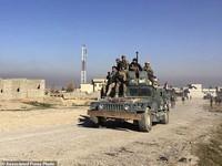 Quân đội Iraq đẩy mạnh tiến quân vào Tây Mosul