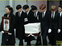 Kim Jong-Hyun đã được an táng, nơi chôn cất không được tiết lộ