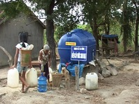 Hàng nghìn hộ dân ở thị trấn Pley Kần (Kon Tum) thiếu nước sạch