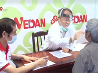 Gần 2.000 người dân Đồng Nai được khám bệnh, phát thuốc miễn phí