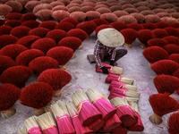 'Khoảnh khắc Việt' xuất hiện trên tạp chí National Geographic