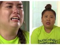 Loạt thí sinh 'Bước nhảy ngàn cân' khóc như mưa trước thử thách ác mộng