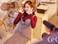 Vẻ trưởng thành xinh đẹp của Kim So Hyun ở tuổi 18