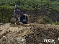 Lâm Đồng thu hồi 14 chọn lọc khai thác khoáng sản