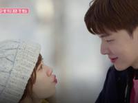 Vợ chồng nàng cỏ Goo Hye Sun siêu lãng mạn trong show thực tế