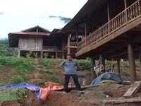 Lai Châu: 74 hộ dân tái định cư nơm nớp lo sạt lở
