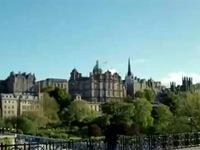Chiêm ngưỡng vẻ đẹp lâu đài Edinburgh