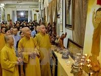 Khai mạc Tuần lễ văn hóa Phật giáo chào mừng Đại lễ Phật đản