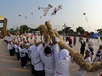 Lễ hội Đường chân trời - Trải nghiệm làm nông dân ở Hàn Quốc