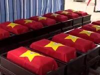 Thừa Thiên - Huế: Truy điệu, an táng 16 hài cốt liệt sỹ hy sinh ở Lào