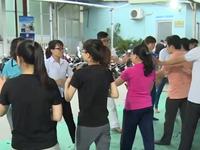 Lớp võ tự vệ giúp bác sĩ tránh bị hành hung