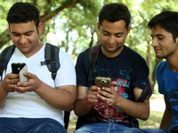 Ấn Độ trở thành thị trường điện thoại thông minh lớn thứ hai thế giới