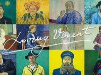 Loving Vincent - Phim hoạt hình làm từ những bức họa của Van Gogh