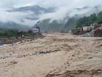 Mưa lũ tại các tỉnh miền núi phía Bắc: Thiệt hại gần 540 tỷ đồng