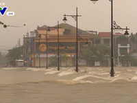 Miền Trung chủ động ứng phó diễn biến bão số 13