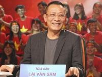 Nhà báo Lại Văn Sâm 'thử thách' các tuyển thủ U23 trên K+