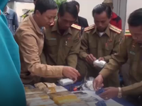 Thu giữ 90.000 viên ma túy tổng hợp