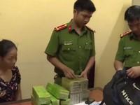 Thanh Hóa: Bắt đối tượng vận chuyển heroin và ma túy đá