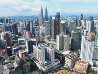 IMF: Kinh tế Malaysia ước tăng trưởng 5-5,5 trong năm 2018