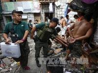 Người dân Philippines đồng lòng chống ma túy