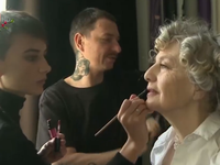 Người mẫu cao tuổi - Lựa chọn mới của nhiều nhãn hàng thời trang