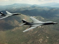 Hàn Quốc diễn tập chung với máy bay ném bom Mỹ