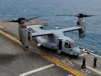 Máy bay quân sự Mỹ rơi ngoài khơi Australia, 3 quân nhân mất tích