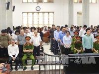 Phiên tòa xét xử Hà Văn Thắm và các đồng phạm
