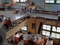 Lâm Đồng xây mới trường THCS-THPT Đống Đa sau sự cố sập trần lớp học
