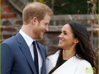 Chuyện tình Hoàng tử Harry và Meghan Markle sẽ thành phim