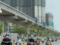 TP.HCM chi thêm 1.100 tỷ đồng tạm ứng cho metro số 1