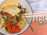 Hai món ăn đường phố dưới 25.000 đồng ở Indonesia