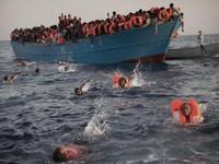 Chìm tàu chở người di cư ở Libya, hàng trăm người chết và mất tích
