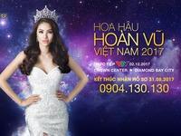 15 Cô gái tiếp theo đã chính thức lộ diện trong Top 70 Hoa hậu Hoàn vũ Việt Nam 2017