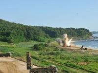 Hàn Quốc - Mỹ tập trận chống tên lửa đạn đạo