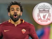 Chuyển nhượng bóng đá quốc tế ngày 12/6/2017: Liverpool hoàn tất thương vụ Mohamed Salah (AS Roma)