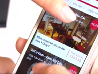 """""""Săn"""" bữa ăn tiết kiệm với ứng dụng điện thoại"""